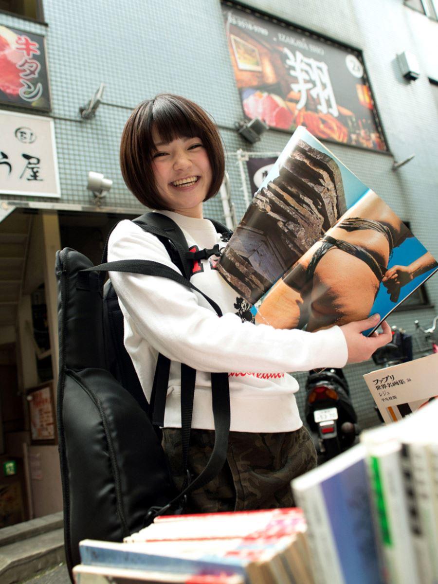 ちっぱい 黒髪少女 電マ責め 埴生みこ セックス エロ画像 11