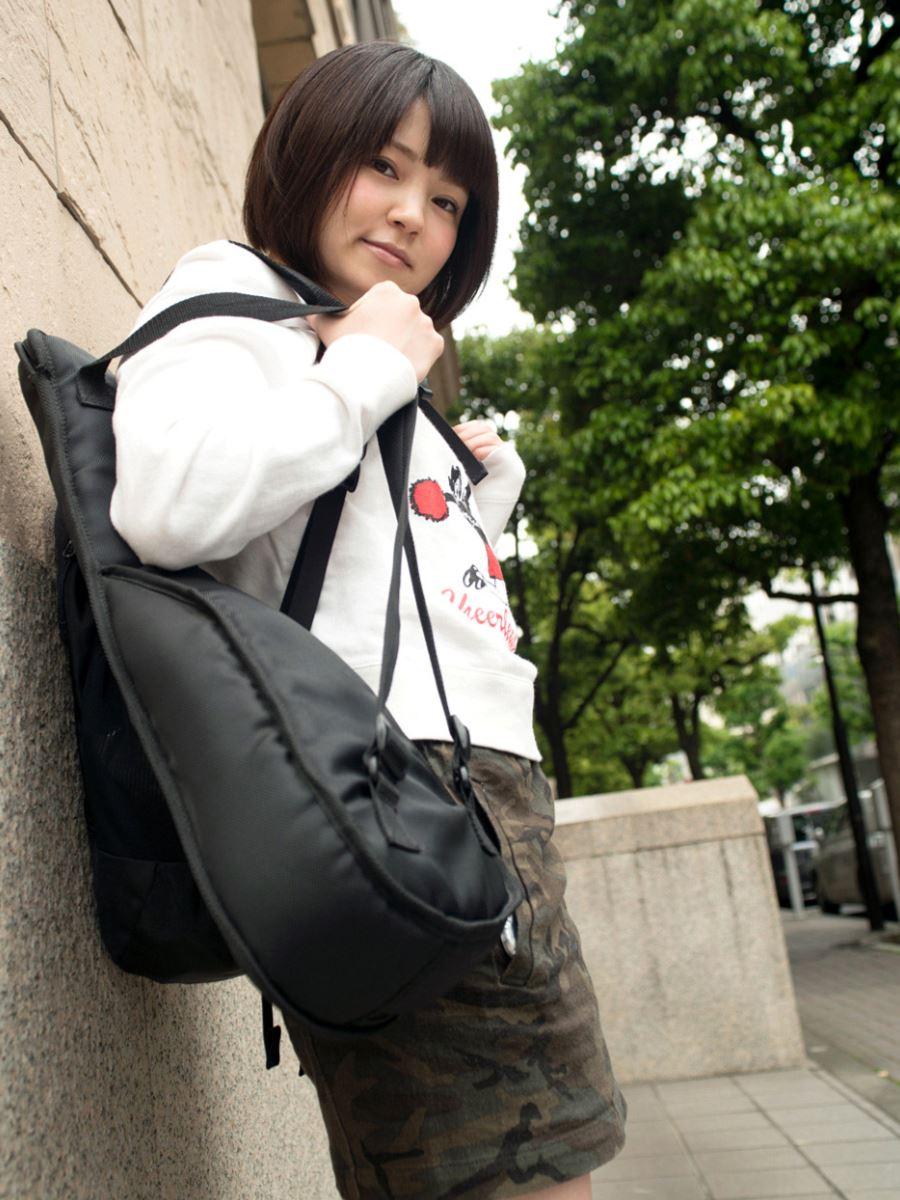 ちっぱい 黒髪少女 電マ責め 埴生みこ セックス エロ画像 13