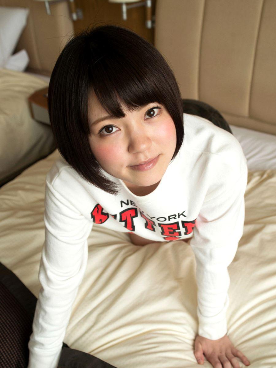 ちっぱい 黒髪少女 電マ責め 埴生みこ セックス エロ画像 25