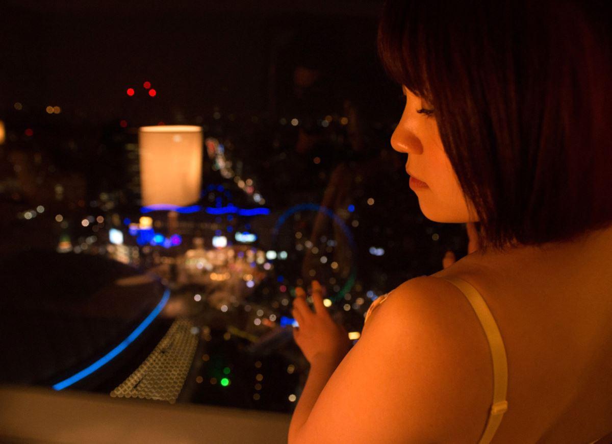 ちっぱい 黒髪少女 電マ責め 埴生みこ セックス エロ画像 86