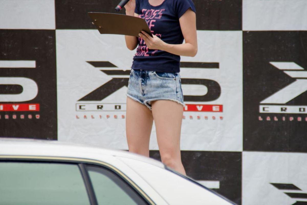 レースクイーン キャンギャル パンチラ エロ画像 41