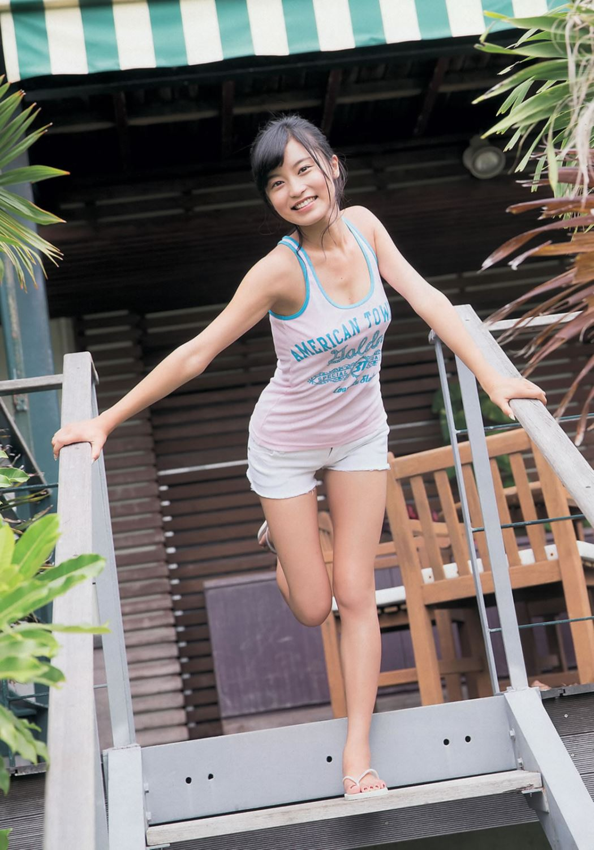 小島瑠璃子 競泳水着 かわいい グラビア 画像 53