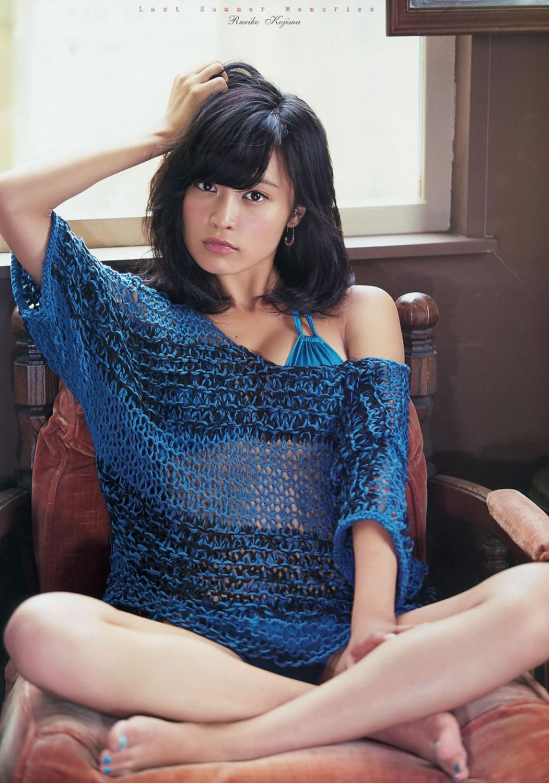 小島瑠璃子 競泳水着 かわいい グラビア 画像 61