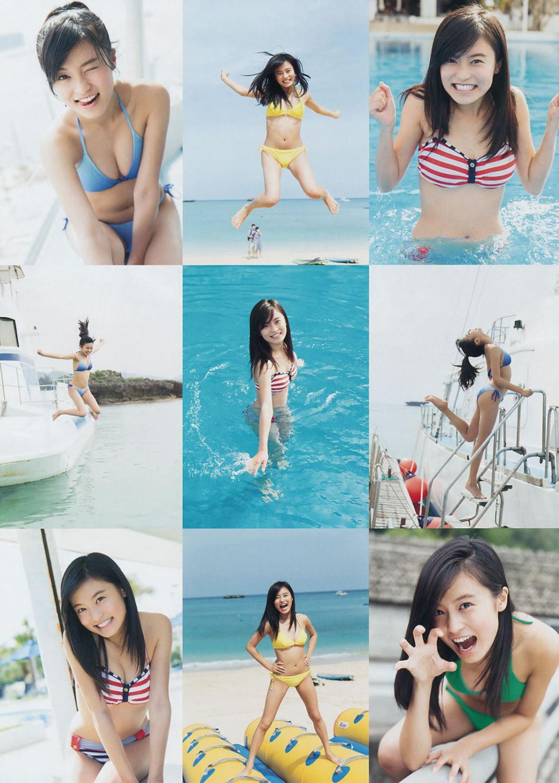 小島瑠璃子 競泳水着 かわいい グラビア 画像 86