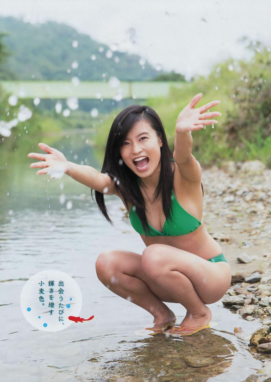 小島瑠璃子 競泳水着 かわいい グラビア 画像 89