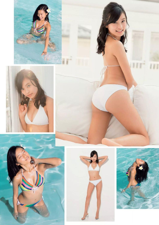 小島瑠璃子 美脚 抜ける 水着 グラビア 画像 61