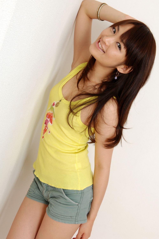 鈴木咲 微乳 セクシー ランジェリー 画像 4