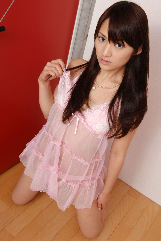 鈴木咲 微乳 セクシー ランジェリー 画像 33