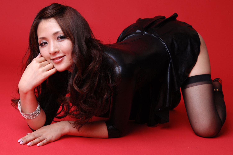 鈴木咲 微乳 セクシー ランジェリー 画像 74