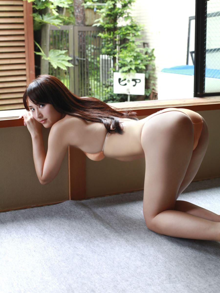 競泳水着 ビキニ姿 かわいい 鈴木咲 エロ画像 17