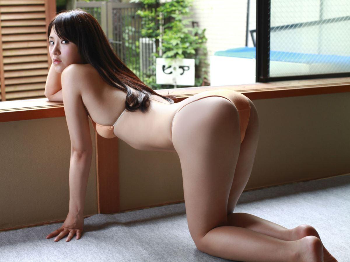 競泳水着 ビキニ姿 かわいい 鈴木咲 エロ画像 18