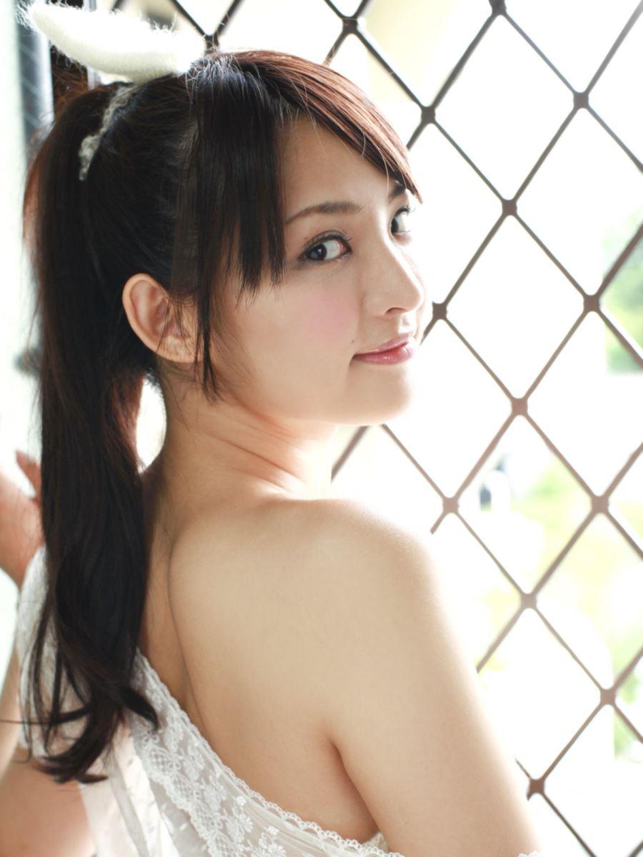 競泳水着 ビキニ姿 かわいい 鈴木咲 エロ画像 21