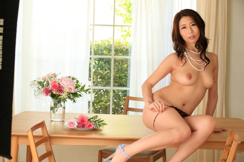美熟女 女社長 誘惑 篠田あゆみ セックス 画像 32