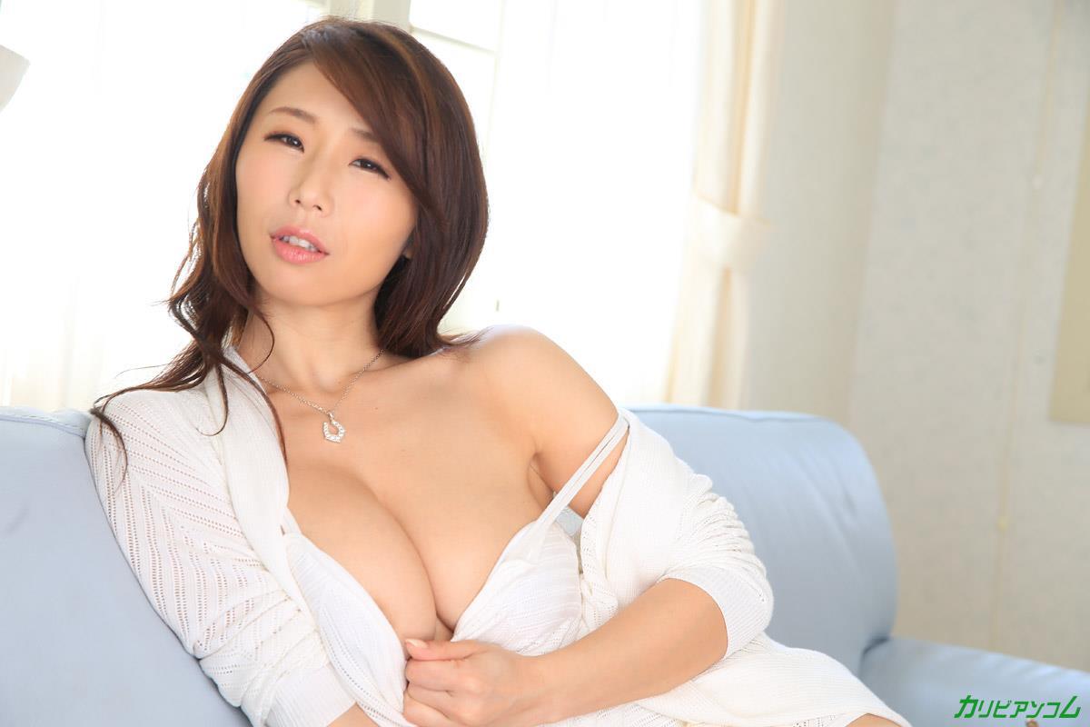 美熟女 女社長 誘惑 篠田あゆみ セックス 画像 52
