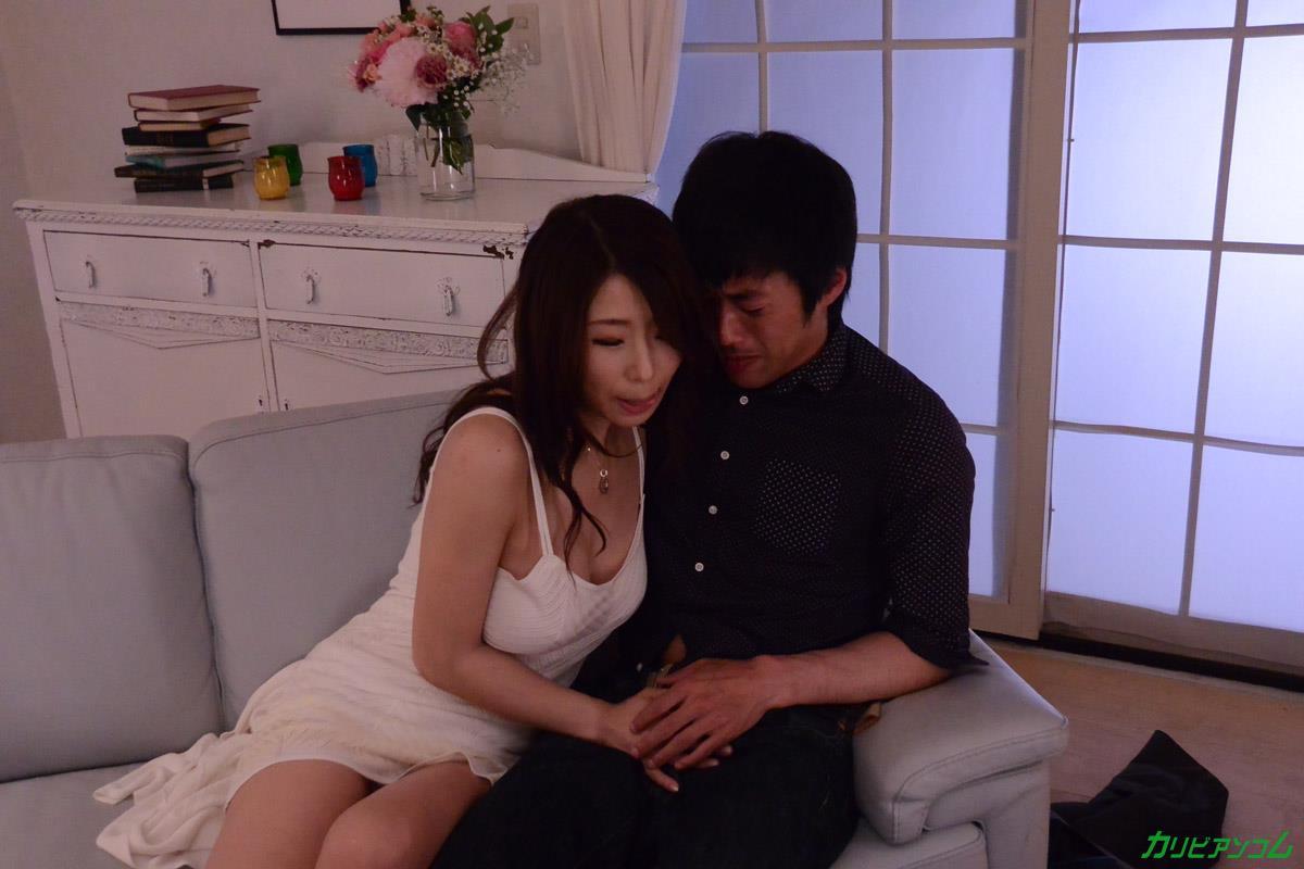 美熟女 女社長 誘惑 篠田あゆみ セックス 画像 60