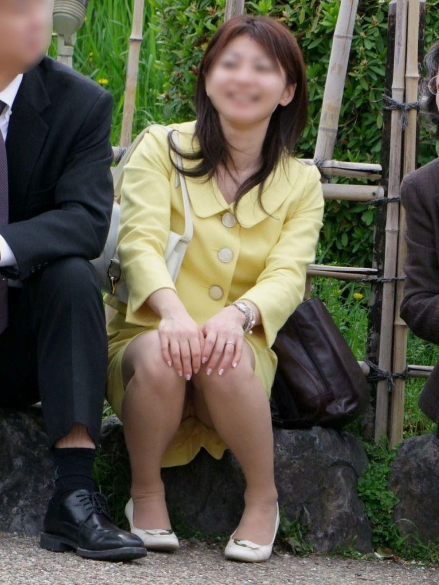働くお姉さん 盗撮 街撮り パンチラ エロ画像 6