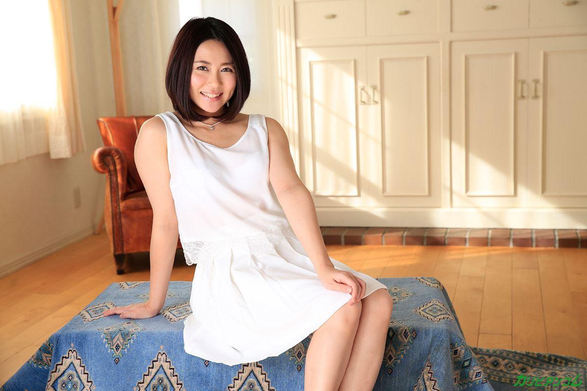 元芸能人 デカクリ 女優 越川アメリ 無修正 AV 画像 2