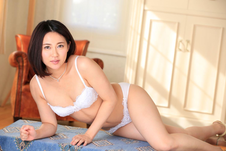元芸能人 デカクリ 女優 越川アメリ 無修正 AV 画像 70