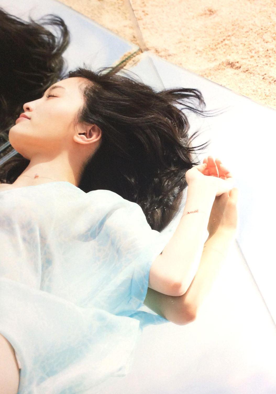AKB 山本彩 水着 写真集 「SY」 画像 2