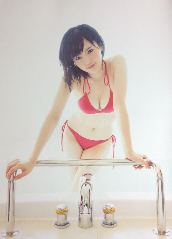 AKB 山本彩 水着 写真集 「SY」 画像 54