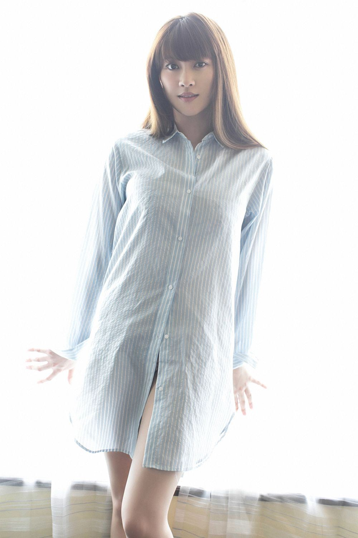 原幹恵 Yシャツ 浴衣姿 セクシー 水着 エロ画像 1
