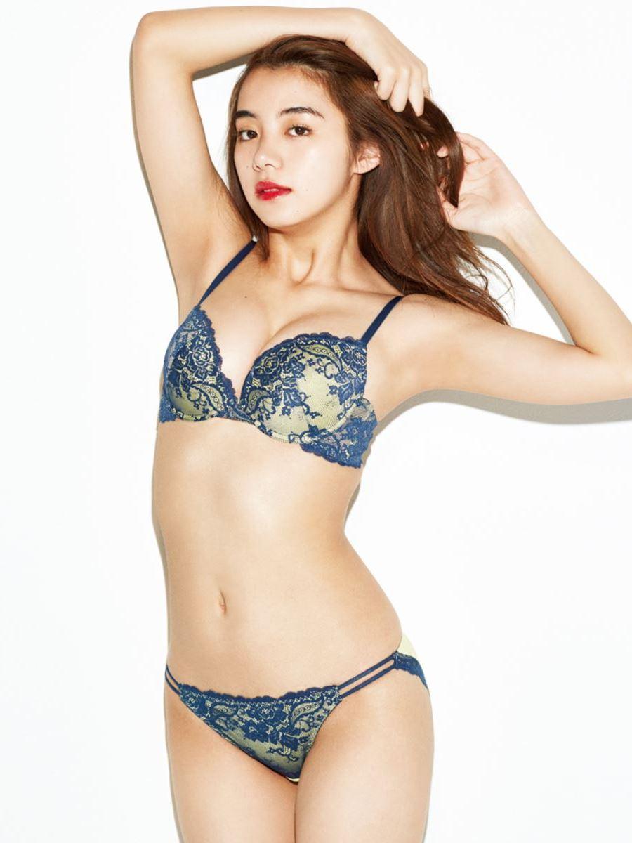 オカズにもなるランジェリーモデルのセクシー画像 3