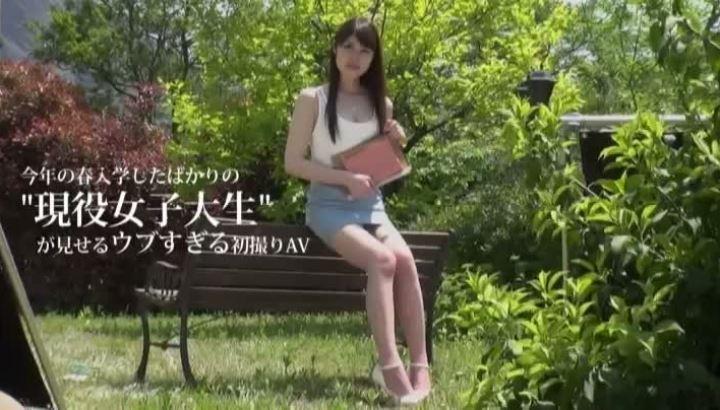 内川桂帆 現役 プニカワ 女子大生 セックス 画像 13