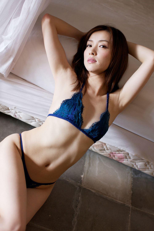 瀬戸早妃 Dカップ 美しい 水着 グラビア 画像 8
