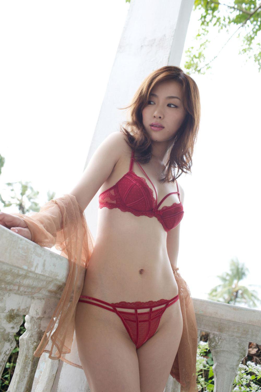 瀬戸早妃 Dカップ 美しい 水着 グラビア 画像 26