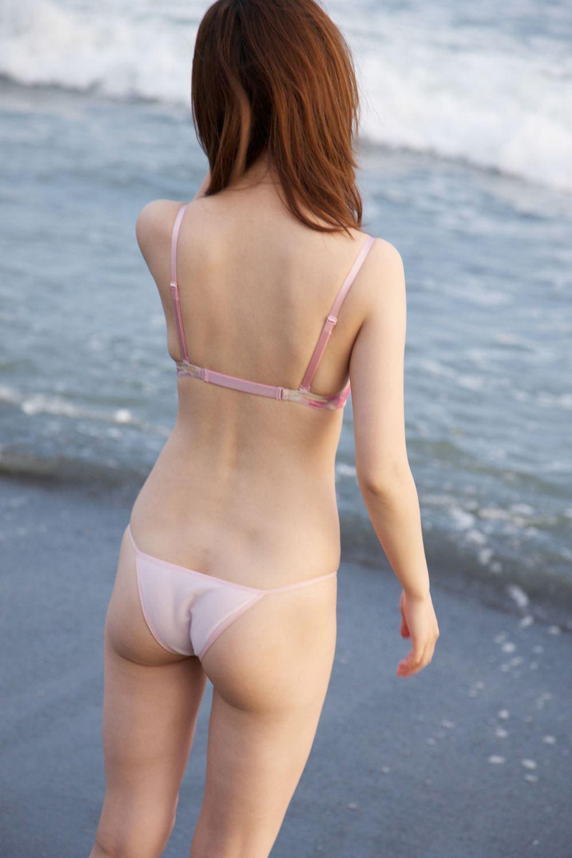 瀬戸早妃 Dカップ 美しい 水着 グラビア 画像 46