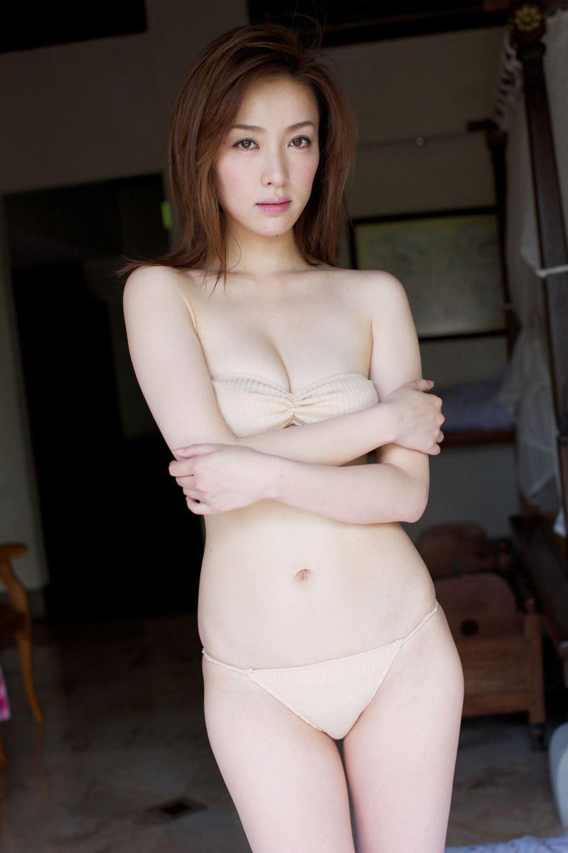 瀬戸早妃 Dカップ 美しい 水着 グラビア 画像 80