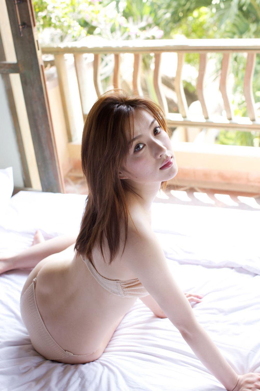 瀬戸早妃 Dカップ 美しい 水着 グラビア 画像 83
