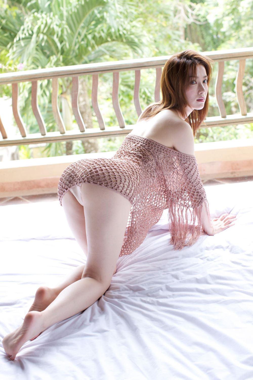 瀬戸早妃 Dカップ 美しい 水着 グラビア 画像 92