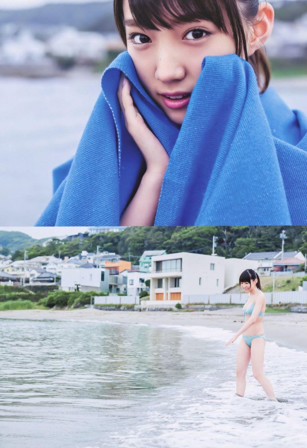 太田夢莉 1万年に1人 可愛い アイドル 水着 画像 26