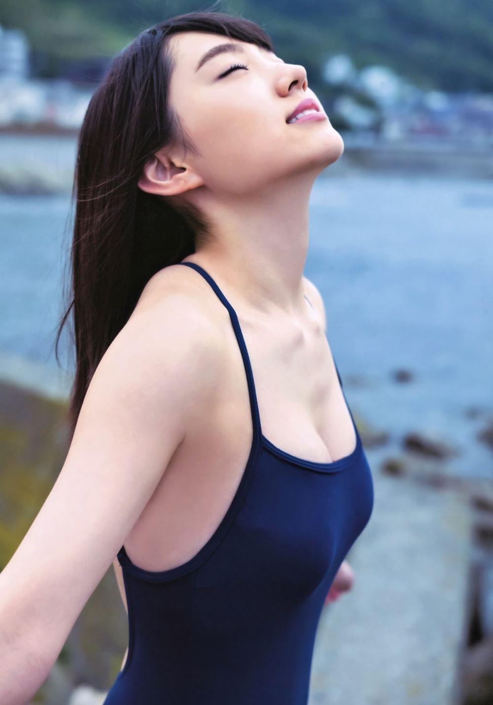 太田夢莉 1万年に1人 可愛い アイドル 水着 画像 27