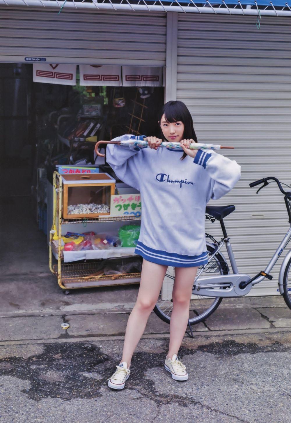 太田夢莉 1万年に1人 可愛い アイドル 水着 画像 31