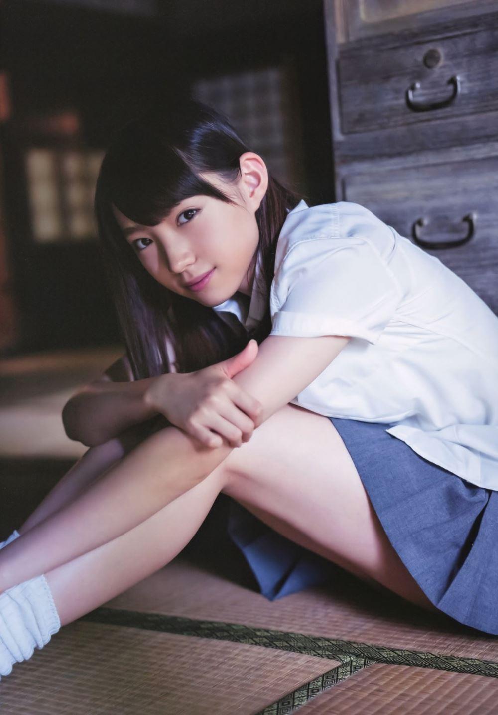 太田夢莉 1万年に1人 可愛い アイドル 水着 画像 33