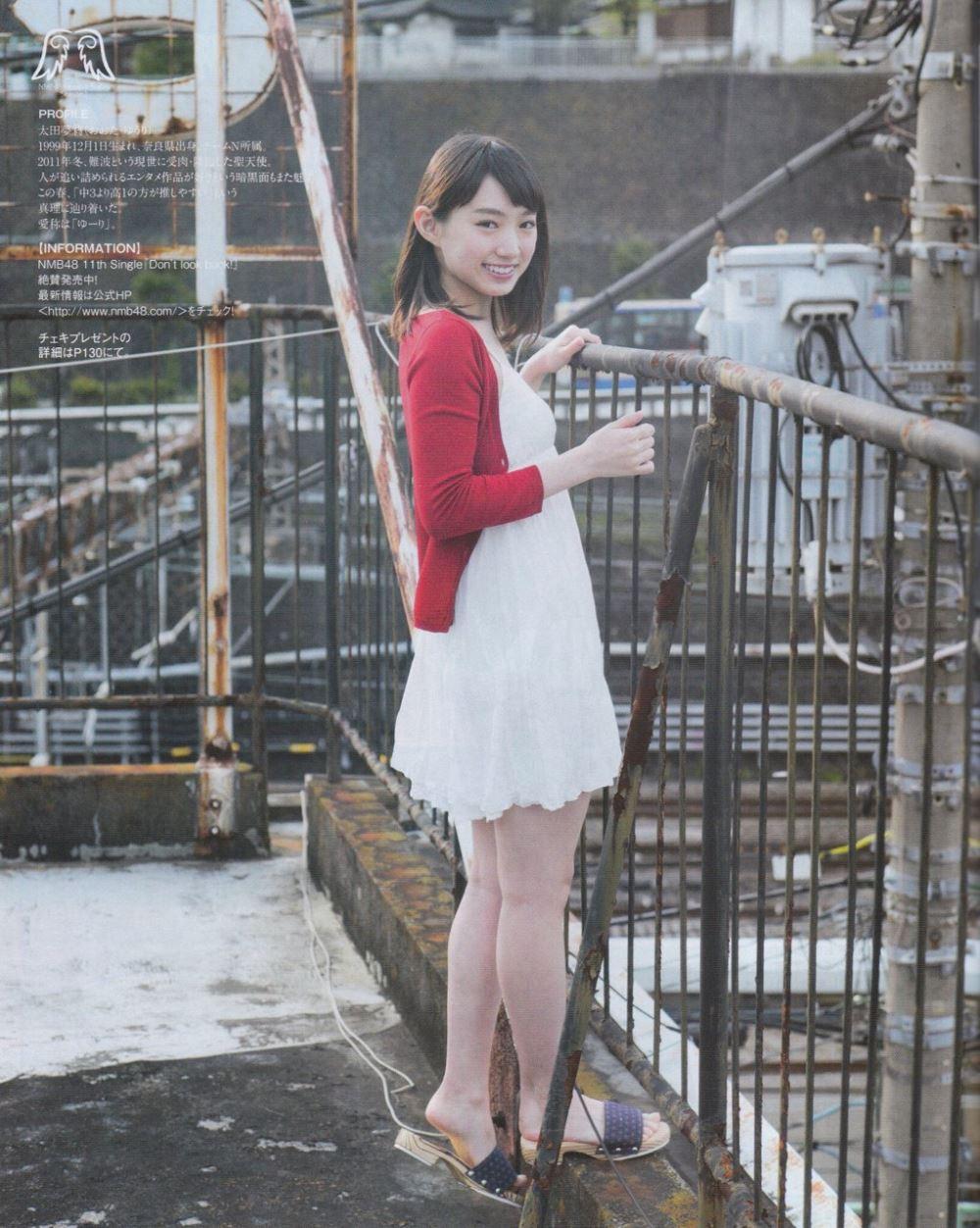 太田夢莉 1万年に1人 可愛い アイドル 水着 画像 38