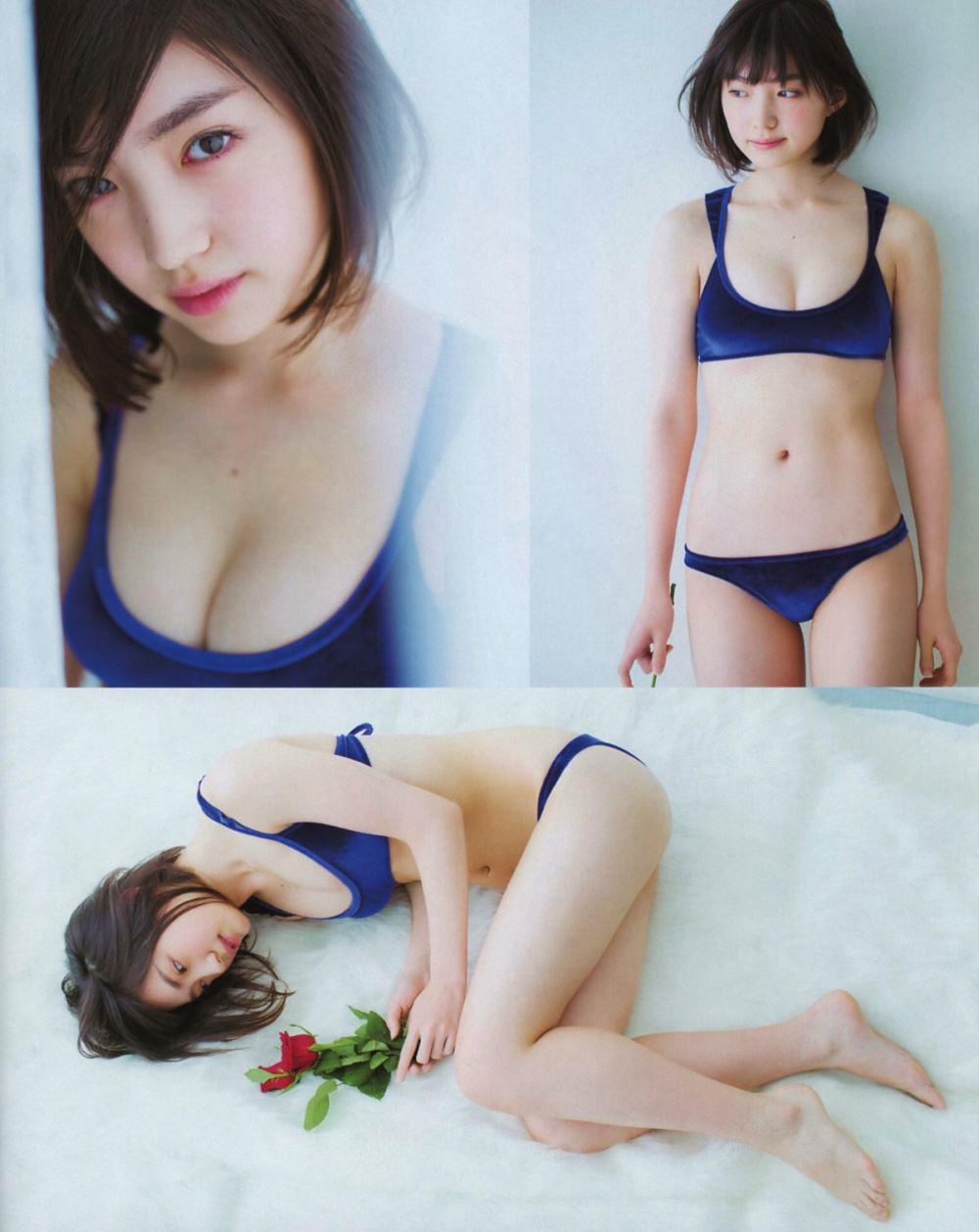 太田夢莉 1万年に1人 可愛い アイドル 水着 画像 76