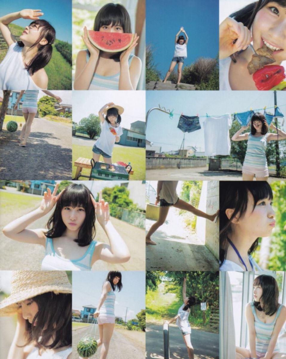 AKB48 高橋朱里 Cカップ 水着 グラビア 画像 15