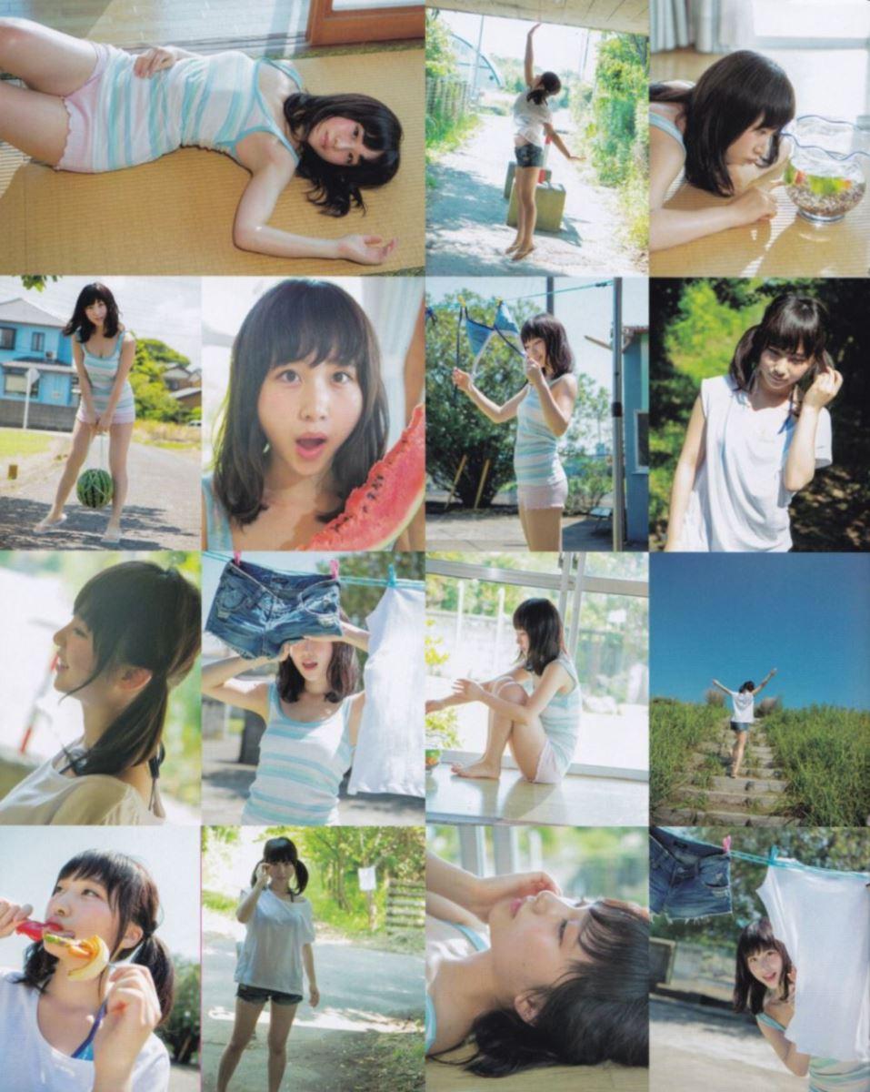 AKB48 高橋朱里 Cカップ 水着 グラビア 画像 16