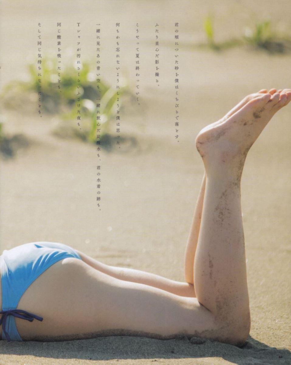 AKB48 高橋朱里 Cカップ 水着 グラビア 画像 20