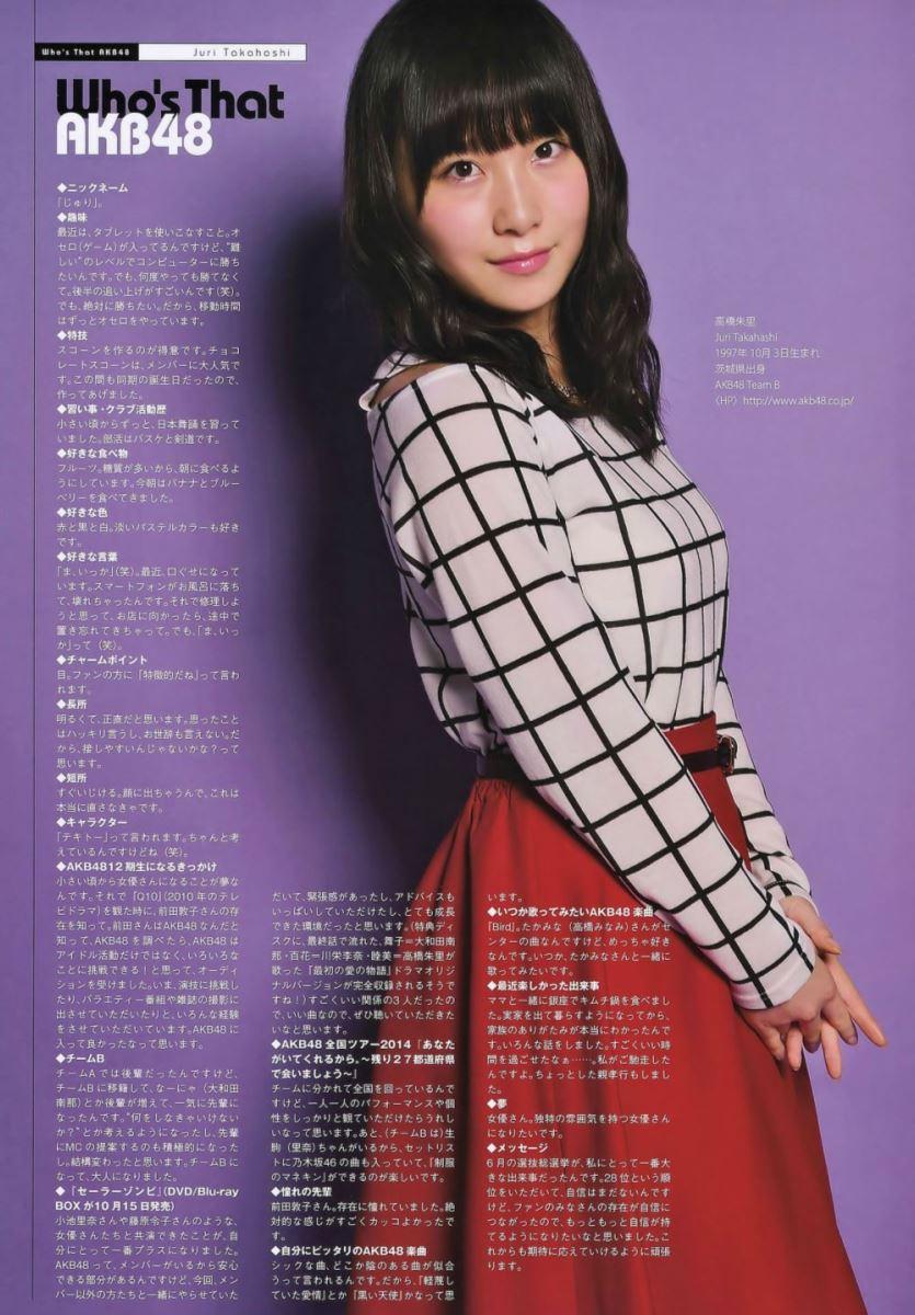 AKB48 高橋朱里 Cカップ 水着 グラビア 画像 31