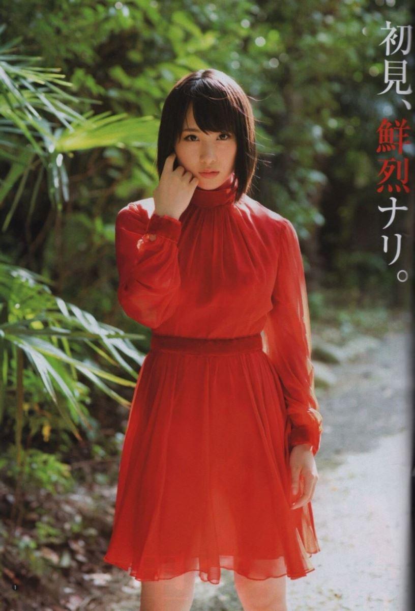 AKB48 高橋朱里 Cカップ 水着 グラビア 画像 34