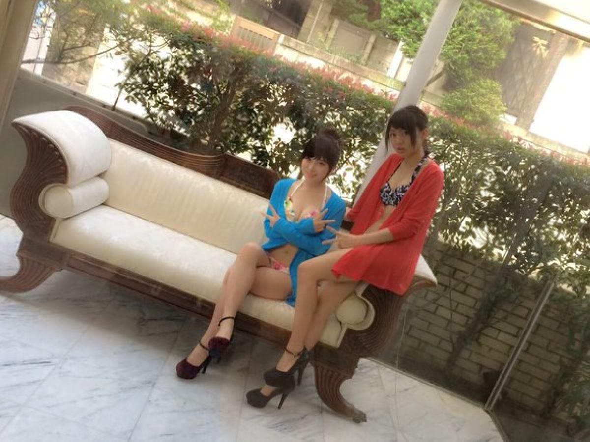 AKB48 高橋朱里 Cカップ 水着 グラビア 画像 65