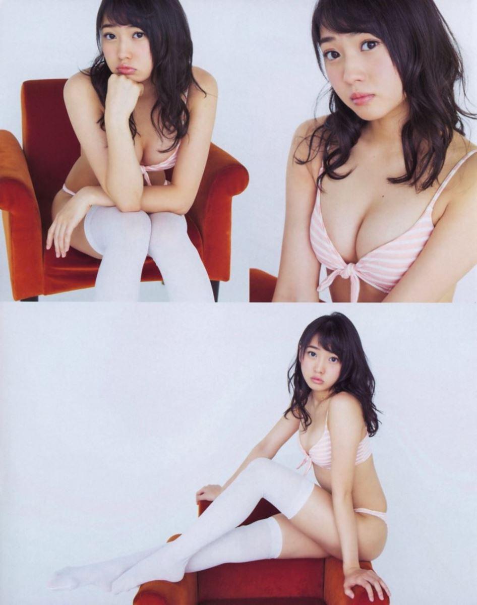 AKB48 高橋朱里 Cカップ 水着 グラビア 画像 69