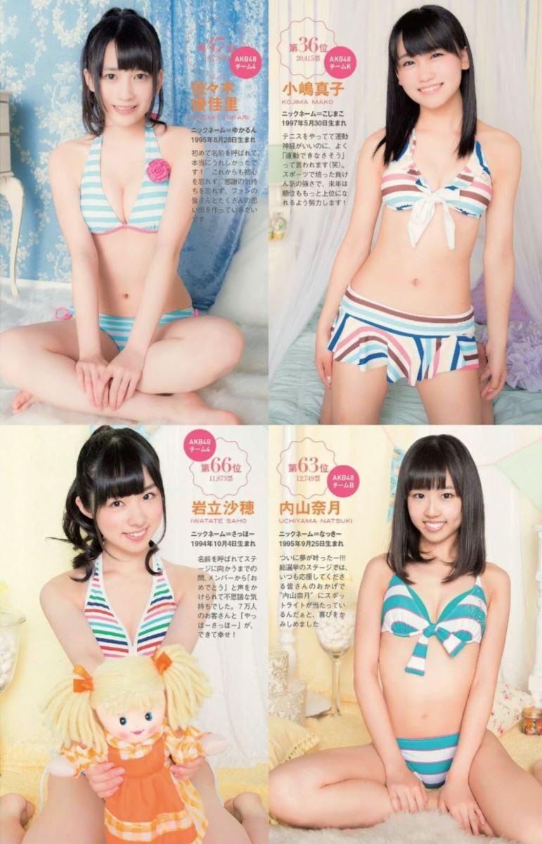 AKB48 高橋朱里 Cカップ 水着 グラビア 画像 95