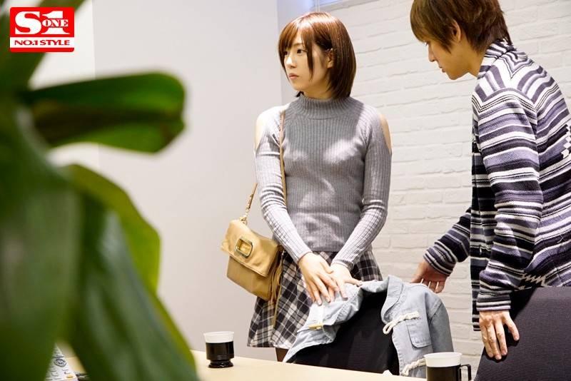 翼(AV女優)奇跡の美少女AVデビュー画像 4
