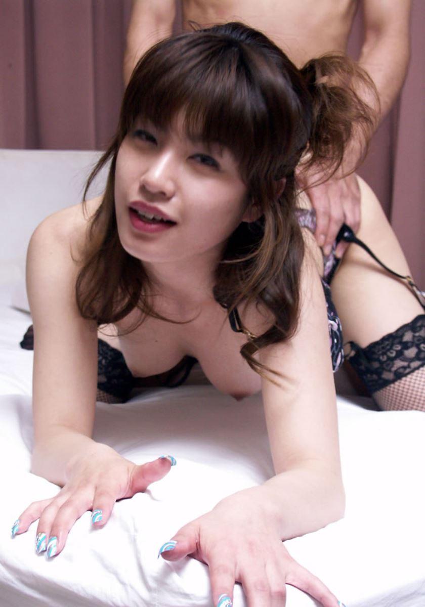 おまんこ バック責め 後背位 セックス 画像 62