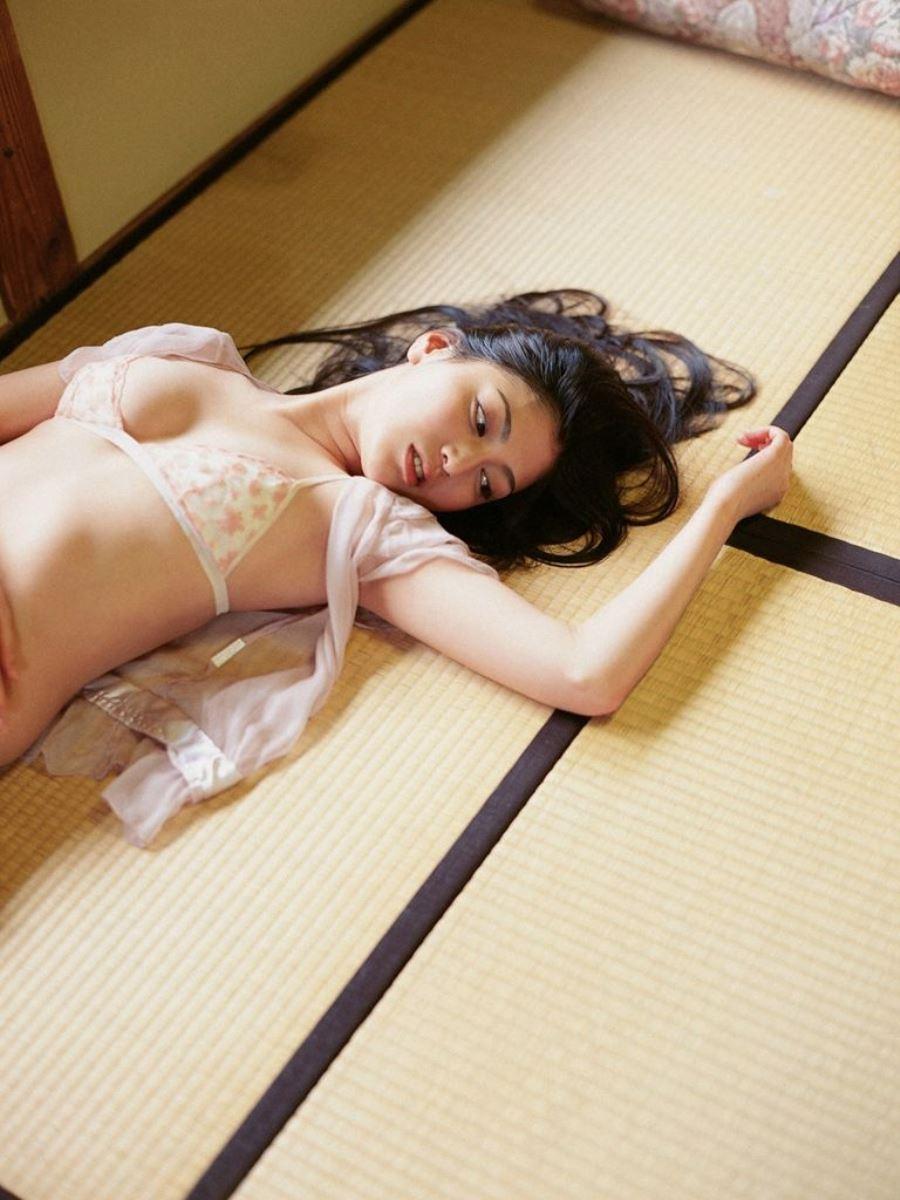 後藤理沙 元CM美少女 セクシー グラビア 画像 5